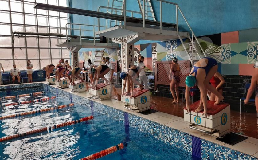 Пловцы из Каменского завоевали немало наград