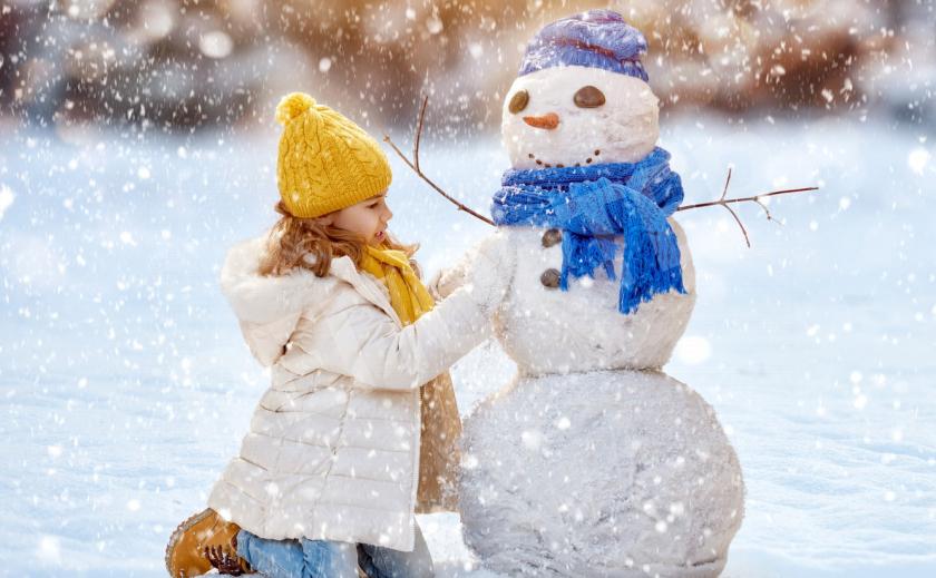 Творческие школьники Каменского могут принять участие в конкурсе «Зима-волшебница»