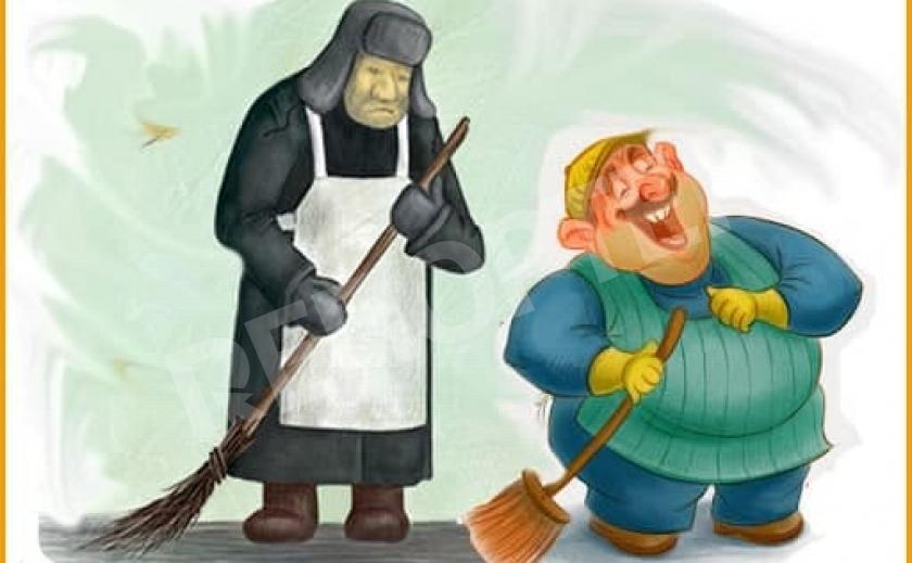 ЖЖ-2? На Днепропетровщине ландшафтные дизайнеры и профсоюз требуют денег
