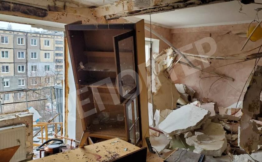Мэрия Каменского пообещала 30 000 грн пострадавшему от взрыва