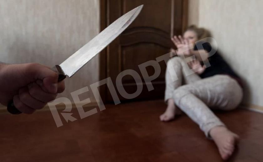 Ревнивца понесло в ад. Житель Каменского зарезал жену
