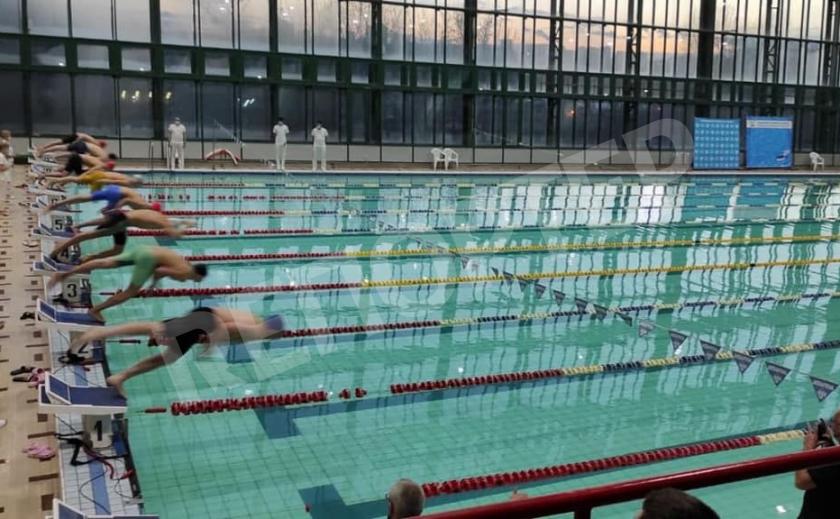 Каменское приглашает на II этап Кубка по плаванию на призы Swim Sharks