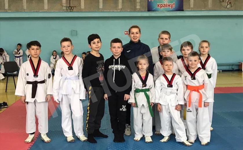 Юные бойцы из Каменского завоевали 5 золотых медалей в Кривом Роге