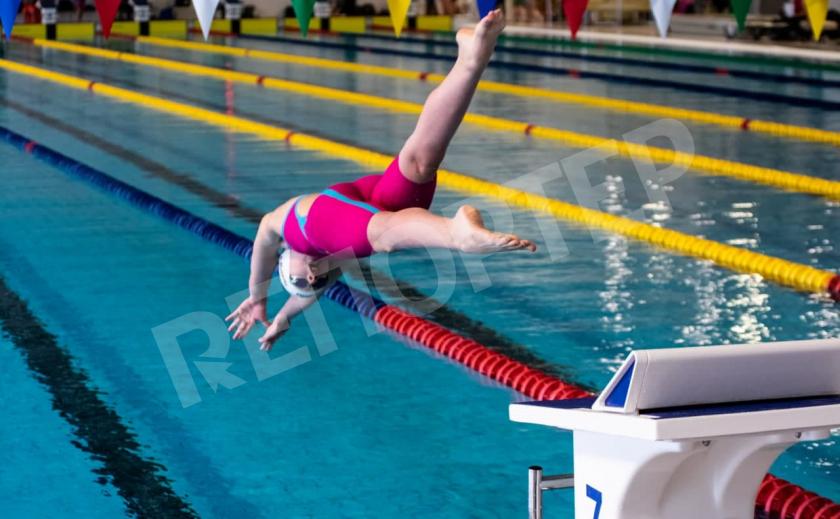 Каменское примет Летнюю Гимназиаду Украины по плаванию