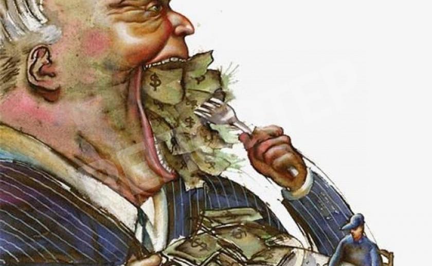 Коррупционный аппетит: чинуша из Каменского присвоил бюджетные миллионы