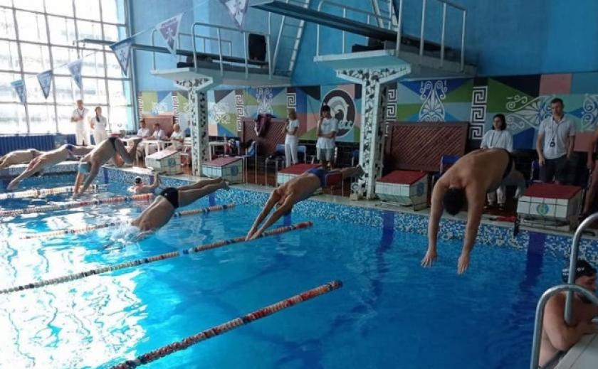 Клуб «Dnepr Masters» из Днепра взял «серебро» на ЧУ в категории «Мастерс» на короткой воде