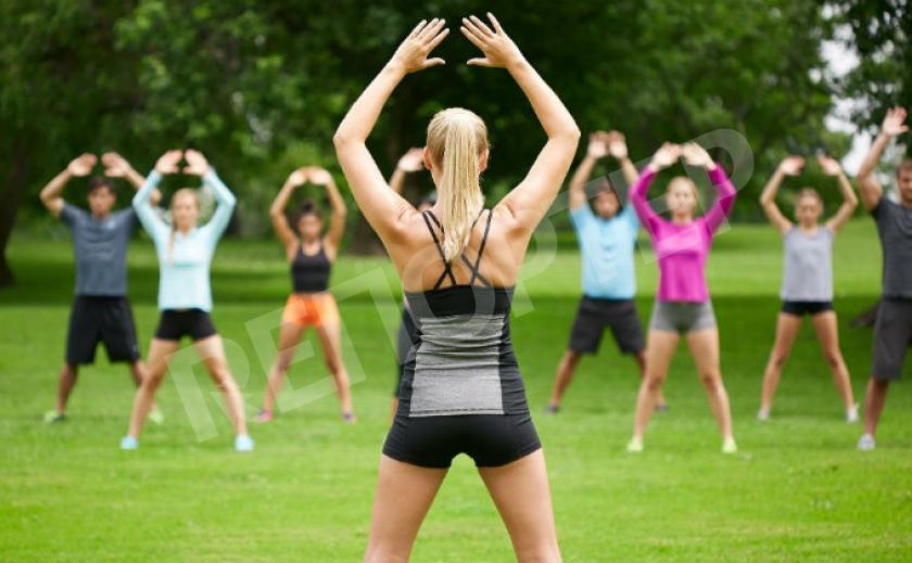 Каменчане будут заниматься фитнесом по пятницам