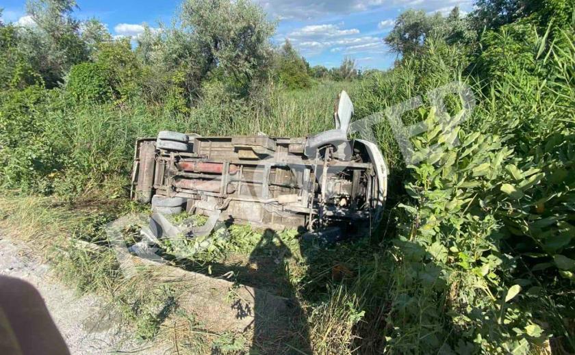 В Каменском 3 дня скрывался водитель, сбежавший с места автокатастрофы
