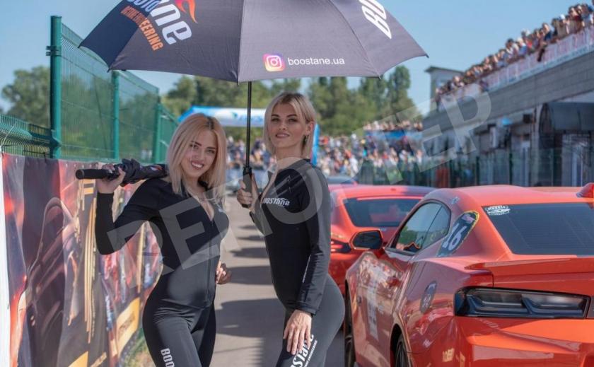 В Каменском состоялись автогонки «United Time Attack Series»