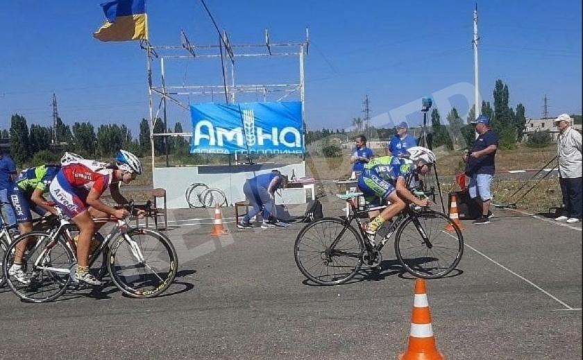 Юная каменчанка победила на всеукраинских соревнованиях по велоспорту