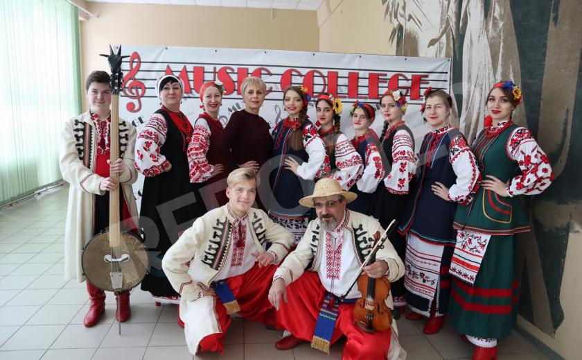 «Співаночки» из Каменского завоевали гран-при Всеукраинского фестиваля